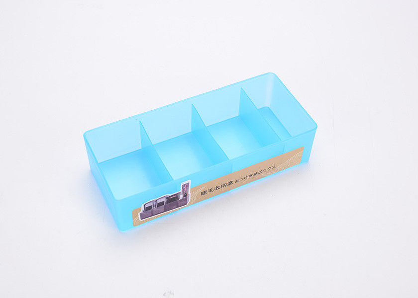 Plastic Eyelash Extension Tools Grafting Eyelash Collecting Box Beauty Cilia Tool Sorting Box